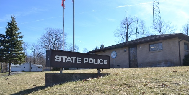 State College Pa State Police Consolidate Philipsburg
