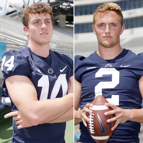 Penn State Football: With Stevens in a Boot, a New Cliff(ord)-Hanger at QB