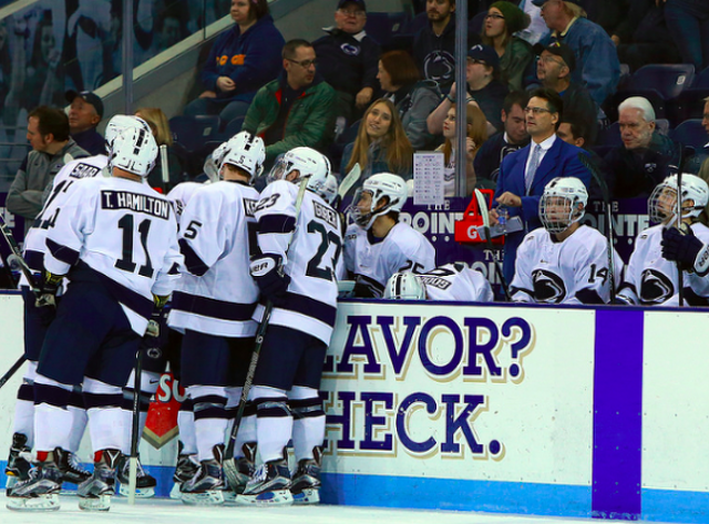 Penn State Hockey: Murray Set To Leave Program For Junior Hockey