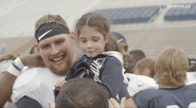 Penn State Football: Charlie Shuman Gets Surprise Scholarship Announcement