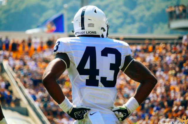 Penn State Football: Bowen No Longer With Team