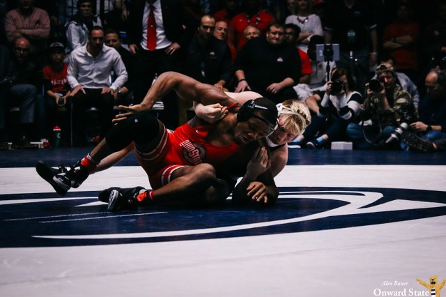 Penn State Wrestling Shuffles Lineup, Nickal Moves Up
