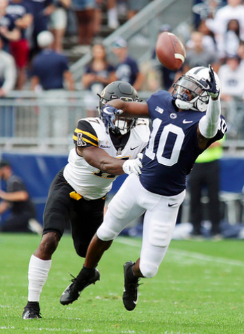 Penn State Football: After All The Waiting, Polk Ready For His Moment