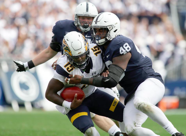 Penn State Football: Handing Out The Grades As Nittany Lions Thump Kent State 63-10