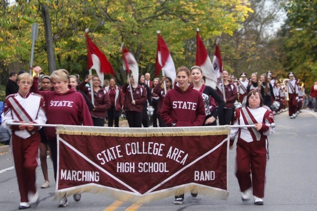 Road Closures Set for State High Homecoming Parade