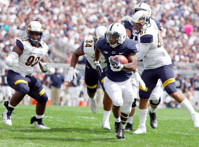 Penn State Football: Allen To Miss Remainder Of Season With Injury