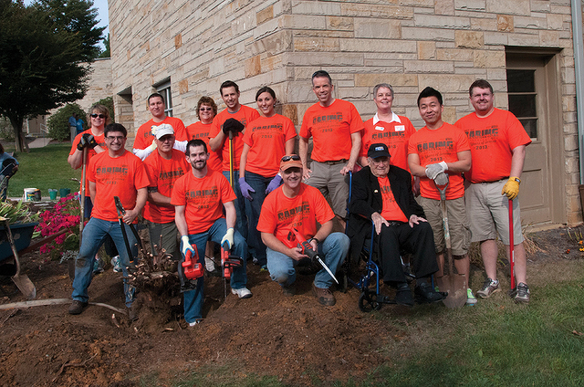 For the 25th Year, United Way Day of Caring Volunteers Will Exemplify the Spirit of Col. Gerald Russell