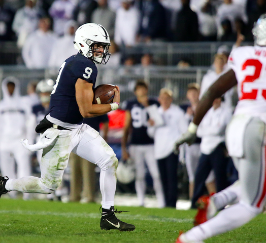 Penn State Football: McSorley Had 1,341 Runs & Passes; Why Not One More?