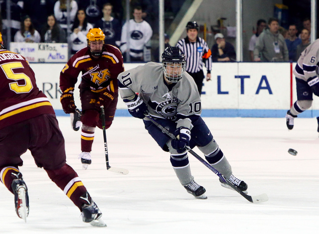 reputable site c4d31 c2cb1 State College, PA - Penn State Hockey: Nittany Lions Know ...