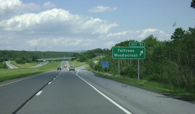 I-99 Road Work Nearing Completion