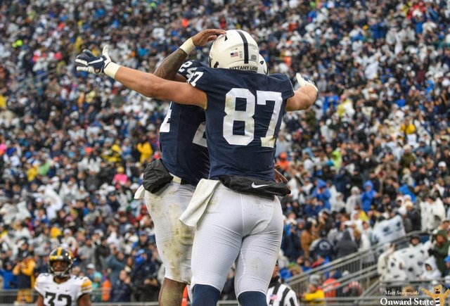 Penn State Football: Nittany Lions Move Up in Latest AP Top 25