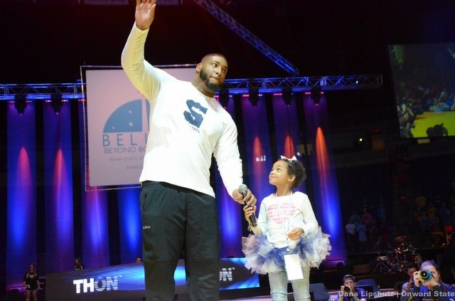 Devon and Leah Still Named Honorary Captains for Penn State Football's THON Game