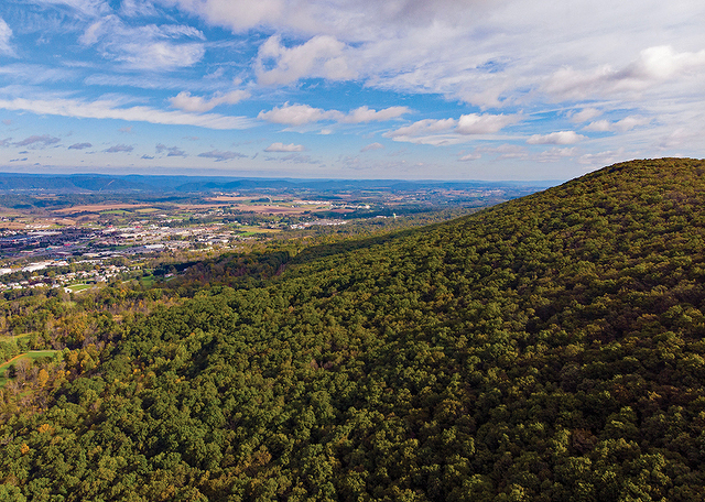 Over the Valley: A Symbol of Pride and a Place of Serenity, Mount Nittany Offers More Than Spectacular Views