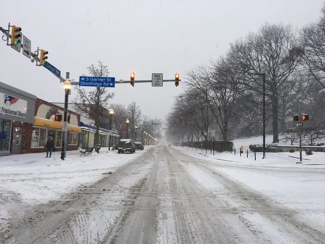 Winter Storm Warning Issued with Snow and Ice on the Way