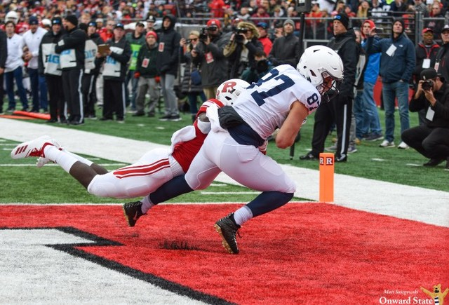 Penn State Football: Nittany Lions Down Rutgers, 20-7