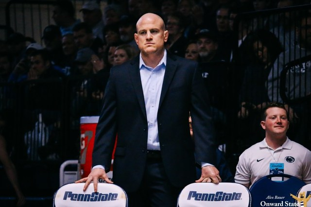 Gavin Teasdale Steps Away from Penn State Wrestling for Temporary Break