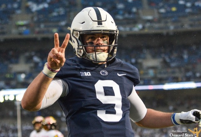 Penn State Football: Nittany Lions Pound Maryland on Senior Day