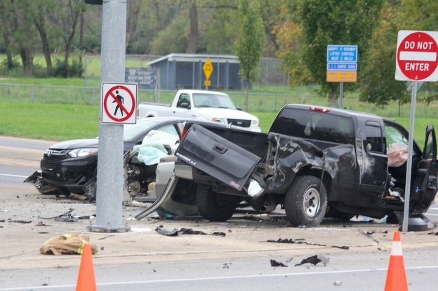 Centre County Crashes Decreased in 2017