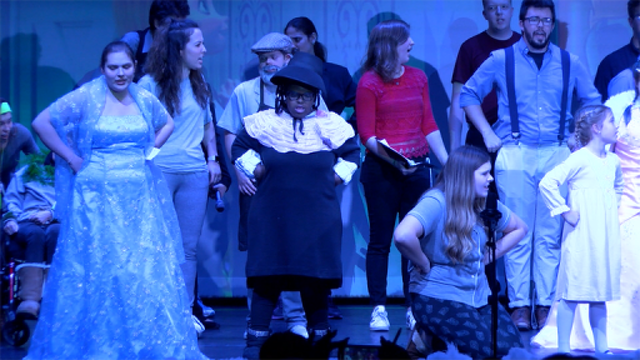 Harmony Connects Students With And Without Special Needs Through Performance