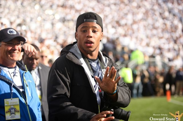 Saquon Barkley Becomes First Giants Rookie to Rush for 1,000 Yards