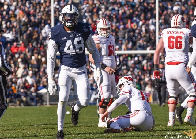 Penn State Defensive End Shareef Miller to Enter NFL Draft