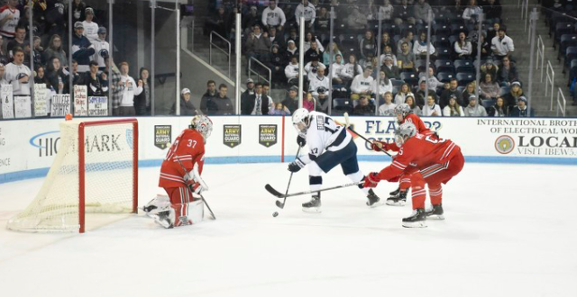Penn State Hockey: Weird Replay Sequence Goes Against Nittany Lions