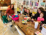 The Makery holds weekday open studio for kids