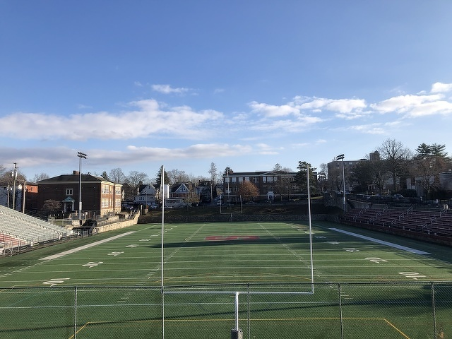 Dreibelbis Gives $500,000 for Memorial Field Renovations