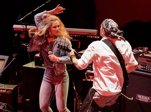 State College, PA - 'Rock the '80s' Concert Brings Together