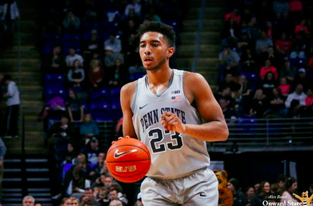 Penn State Basketball: Reaves Eyes Program Steals Record With Eight Games To Go