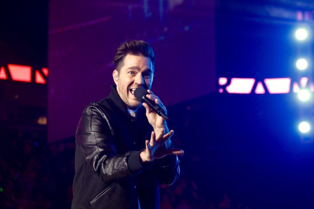 State College, PA - Andy Grammer Charms and Thrills THON
