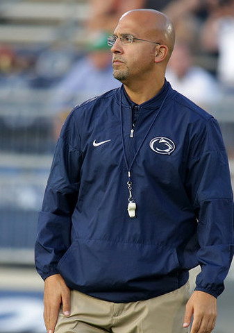 For Penn State Football & Franklin, 5 Years Later & Opportunityisnowhere