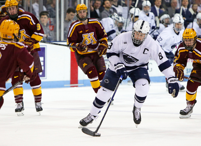 Penn State Hockey: Issues Hard to Identify in Season Full of Good and Bad