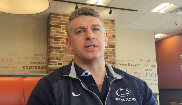 'Going Byers': The Voice of Penn State Wrestling Offers Pre-Tournament Insights