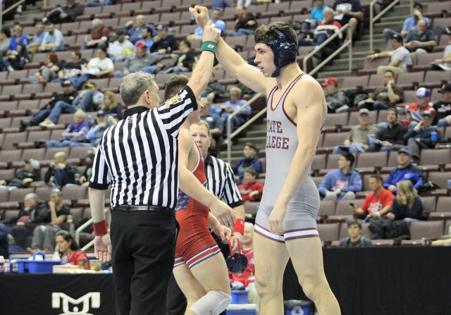 At PIAAs, State High Wrestler Urbas Missed Gold But Proved His Mettle