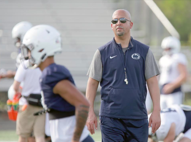Penn State Football: Parker Settles In And Hamler Steps Up