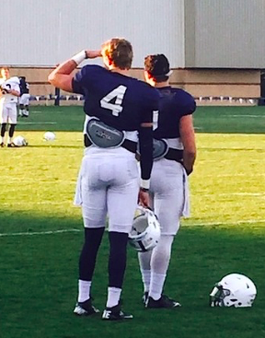 What Kind of Quarterbacks do Penn State's James Franklin & Ricky Rahne Like Best?
