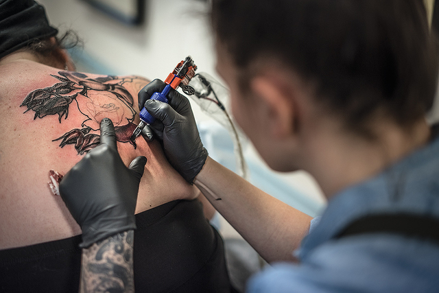dece0fa60682d Body Ink Has Gone Mainstream, and Centre County Tattoo Artists Are Thriving