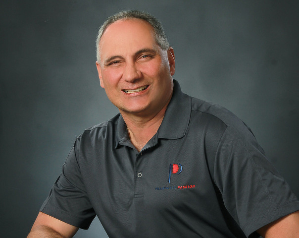 Joe Battista on 'Pragmatic Passion,' Motivational Speaking and Putting His Life on the Page to Help Others