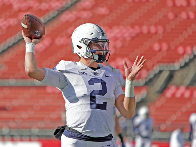 Penn State Football: Five Offensive Stats The Nittany Lions Can Improve On In 2019