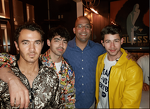 Jonas Brothers play surprise show at Champs Downtown