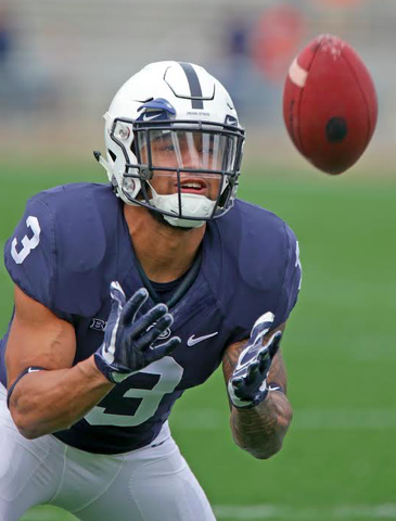 Penn State Football: It's A Youth Showcase As Blue Beats White 24-7