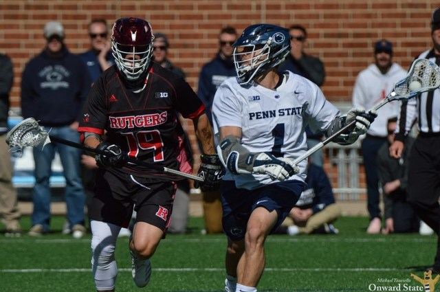 Penn State Men's Lacrosse Takes Big Ten Player, Coach of the Year Awards