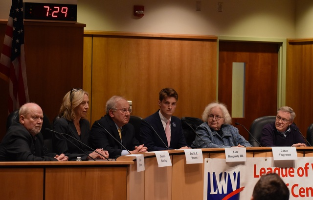 Two Challengers, Two Incumbents Win Democratic Nods for State College Borough Council