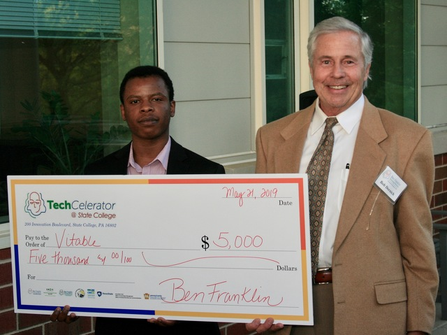 Two Local Startups Win Top TechCelerator Prize