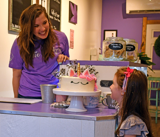 The Cakery Set to Serve up the Sweets Full-Time in Bellefonte
