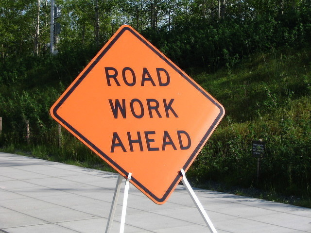 Longer Traffic Delays Expected for Potters Mills Gap