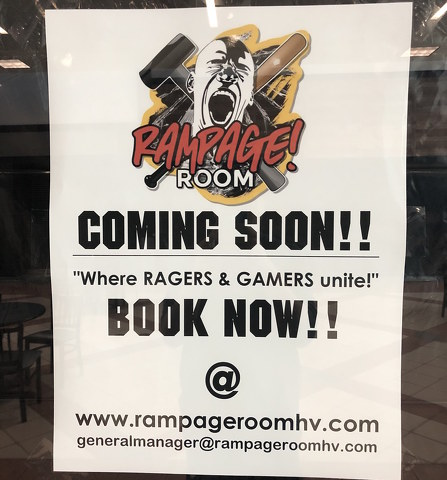 Rampage Room Plans August Opening, Adds Virtual Reality Arcade