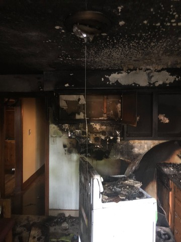 Fire Damages State College Home
