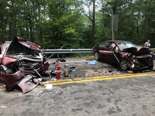 Two Dead After Sunday Crash